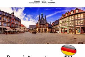urice nemščine